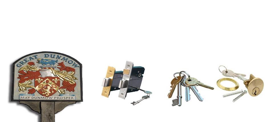 locksmiths in Great Dunmow
